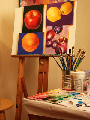 free-painting-class